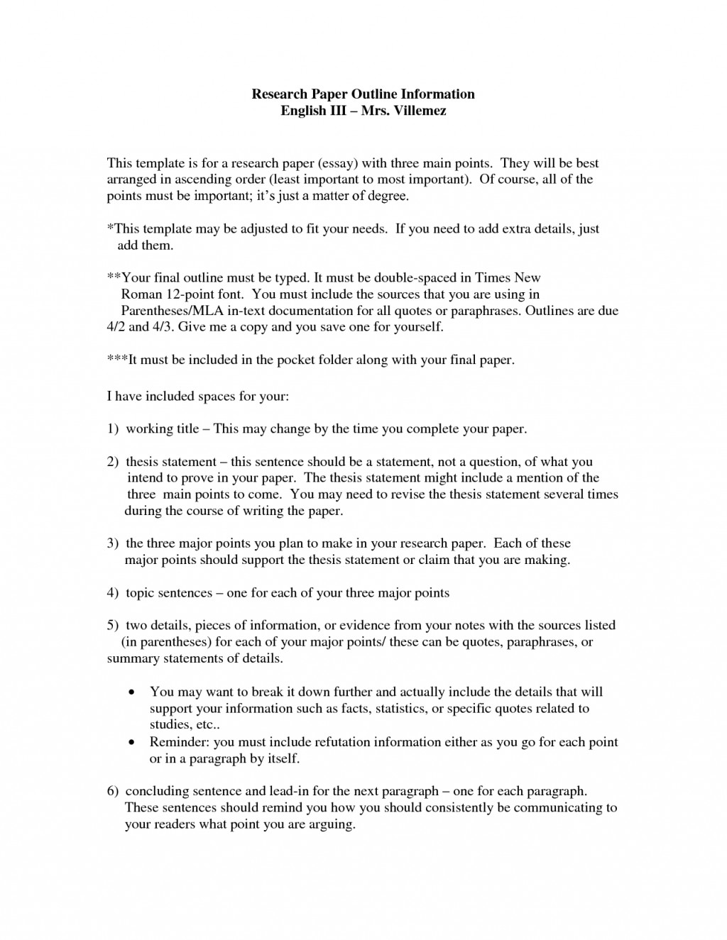 011 Research Paper History Outline College Template L Exceptional Example Art Large