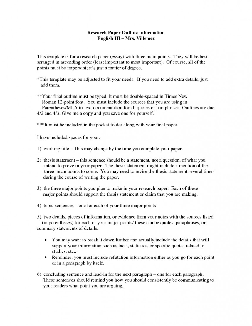 011 Research Paper History Outline College Template L Exceptional Art Example How To Make A