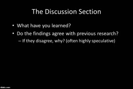 011 Research Paper How To Write Results Of Magnificent A And Discussion In Pdf The Section