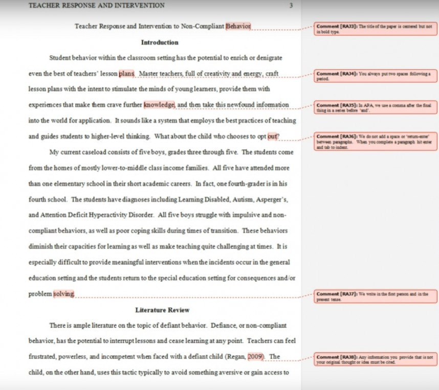 011 Research Paper Introduction Excellent A How To Write Apa Example