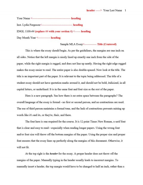 011 Research Paper Mla Format Template Proper For Unbelievable Papers 480