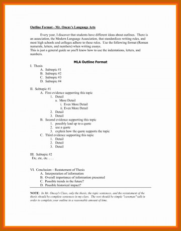 011 Research Paper Mla Style Format Best Of Outline Unbelievable 8 360