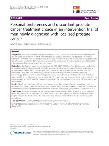011 Research Paper Prostate Cancer Rare Topics 360