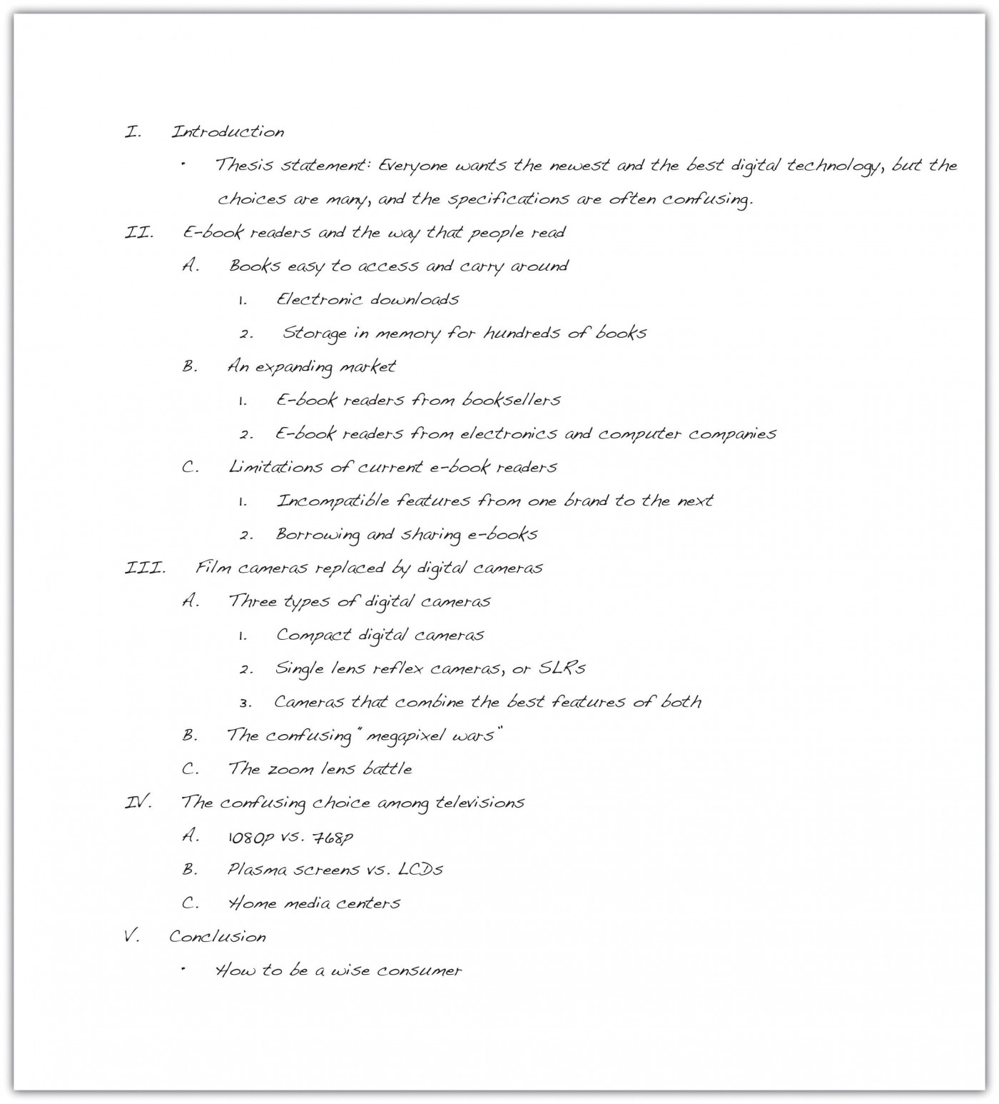 011 Research Paper Sample Outlines For Awful Papers Free Example Writing 1400