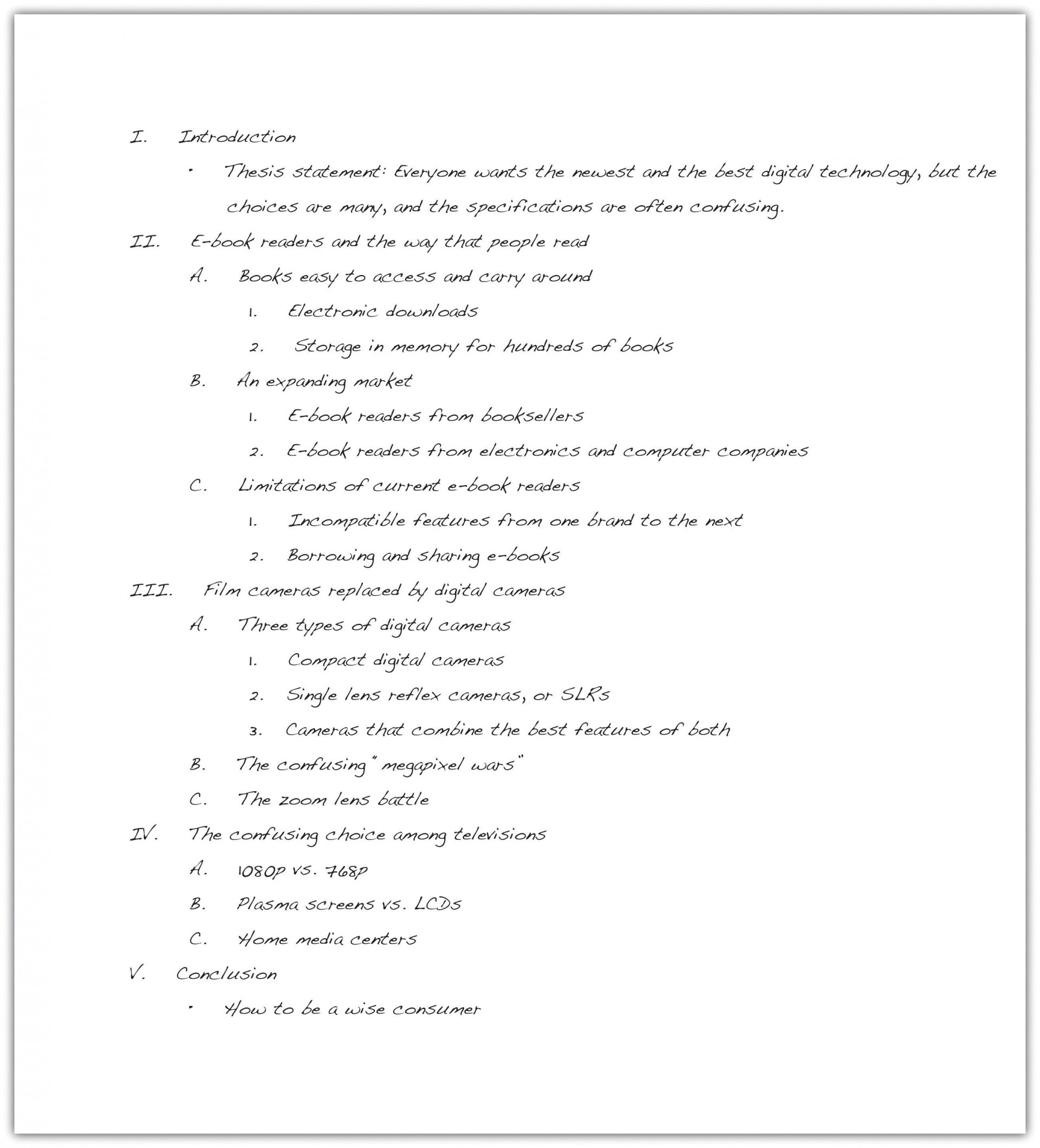 011 Research Paper Sample Outlines For Awful Papers Free Example Writing 1920