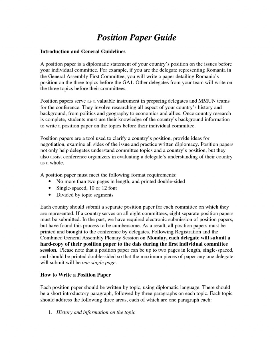 011 Research Papers Topics Paper Proposal Example 343593 Phenomenal For High School Students In Management 960