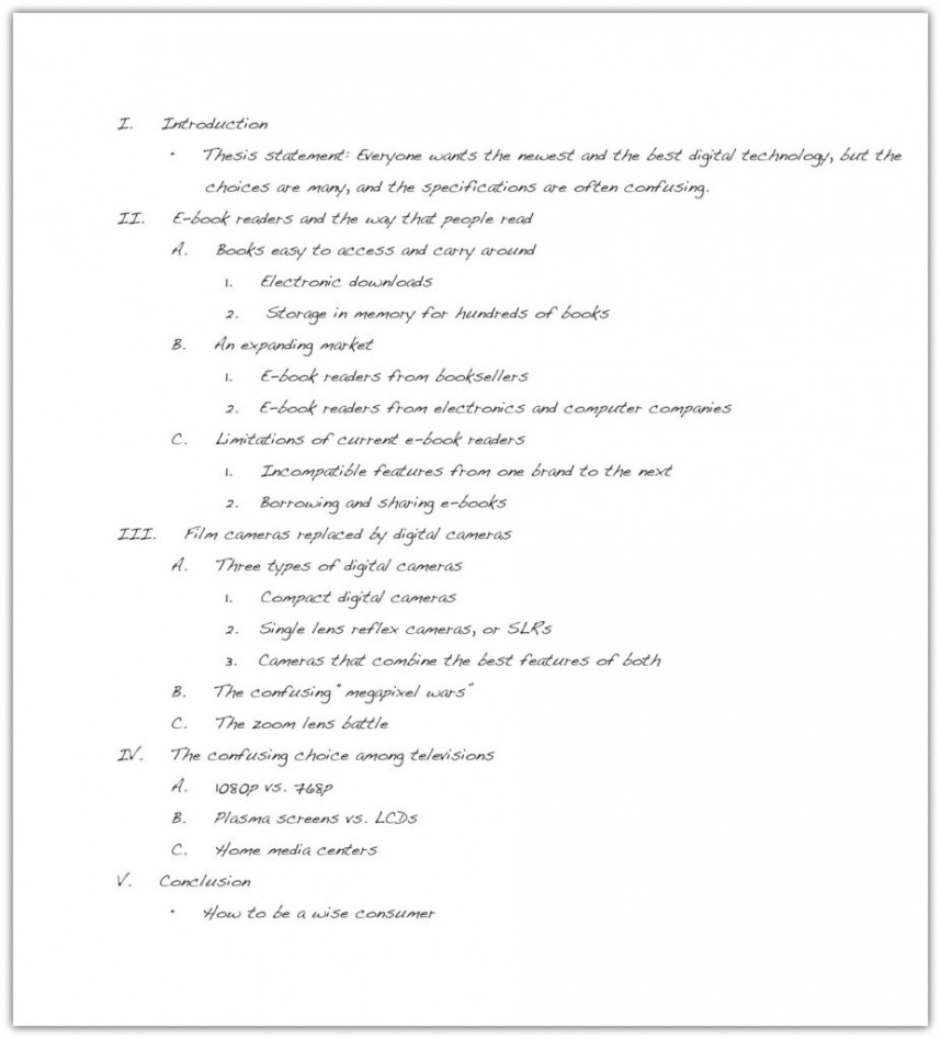 012 927x1024 Outline Research Paper Stirring Definition In Meaning