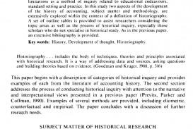 012 Art History Research Paper Example Staggering Outline