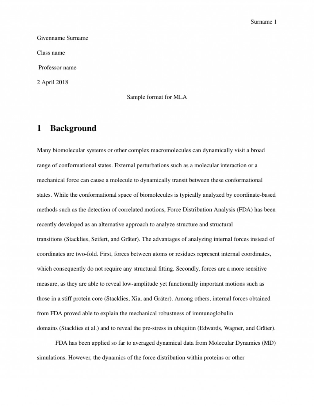 012 Article Mla Research Paper Format Awesome Template Outline Example Large