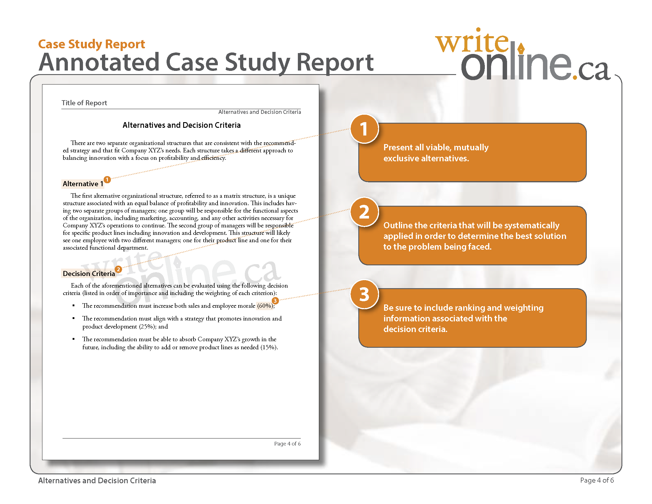 012 Components Of Research Paper Outline Casestudy Annotatedfull Page 4 Imposing Main A Full