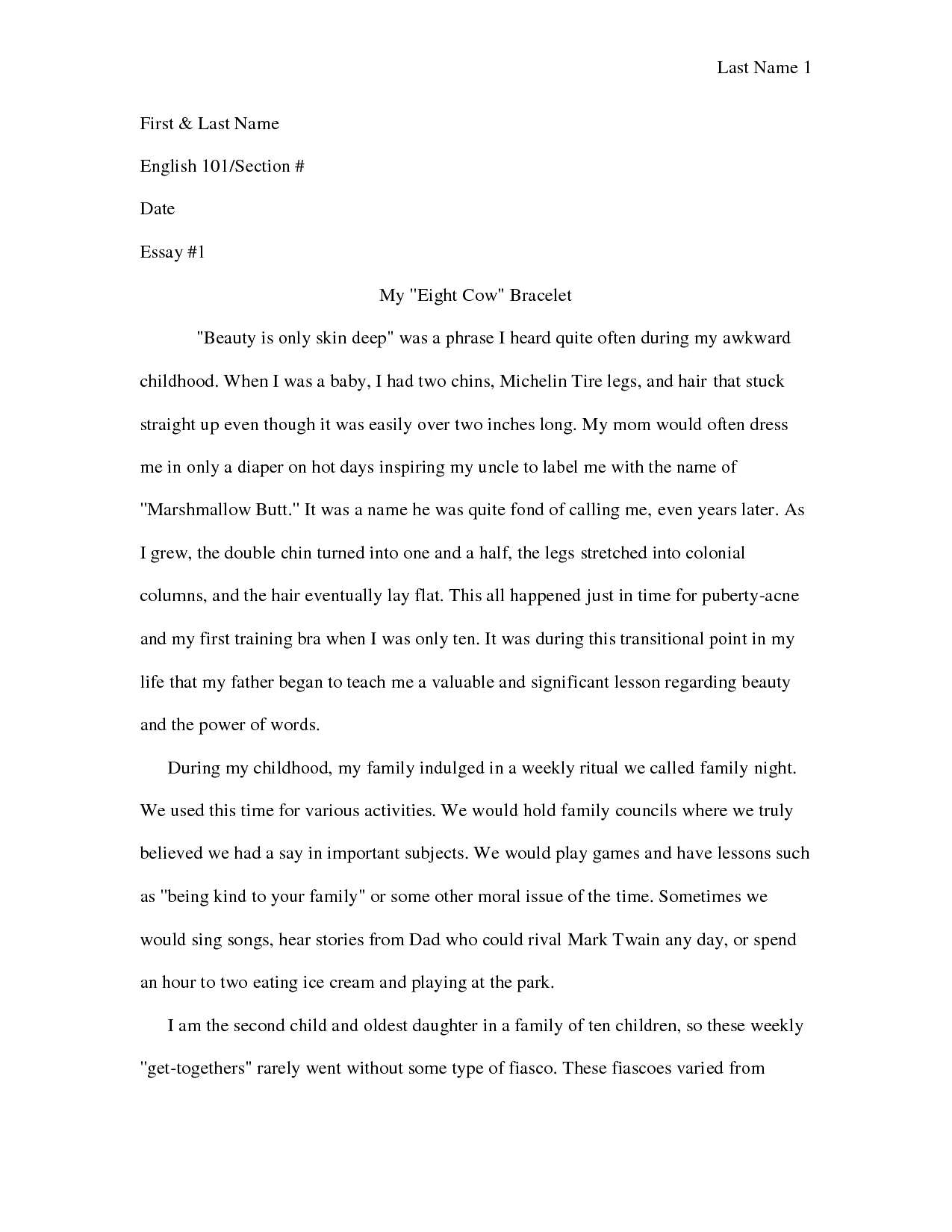research paper examples of essay sample pdf about