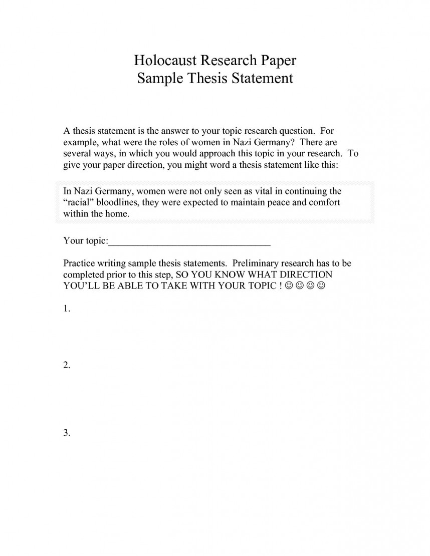 012 Examples Of Research Paper Thesis Science And Religion Essay Statement Essays With Pertaining To For Stupendous Sample Outline History