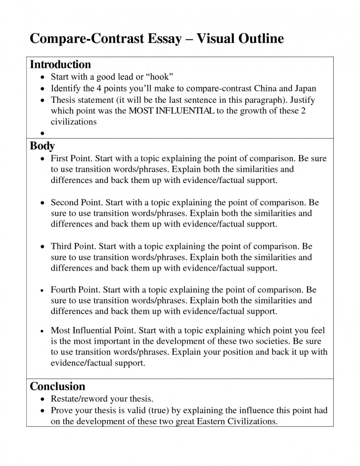 012 How To Write Research Frightening Paper A Thesis Driven Proposal Apa 728