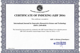 012 Impact Factor Research Paper How To Publish In International Journal Free Unusual Pdf