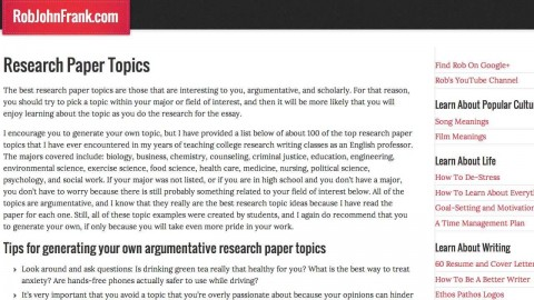 012 Order Of Research Paper Process Papers Phenomenal Topics For High School Students In Management 480