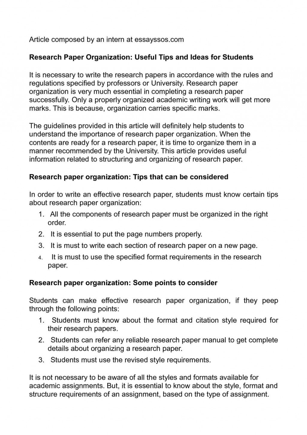 012 P1 Research Paper Papers Surprising Ideas High School Topics Science Philippines Large