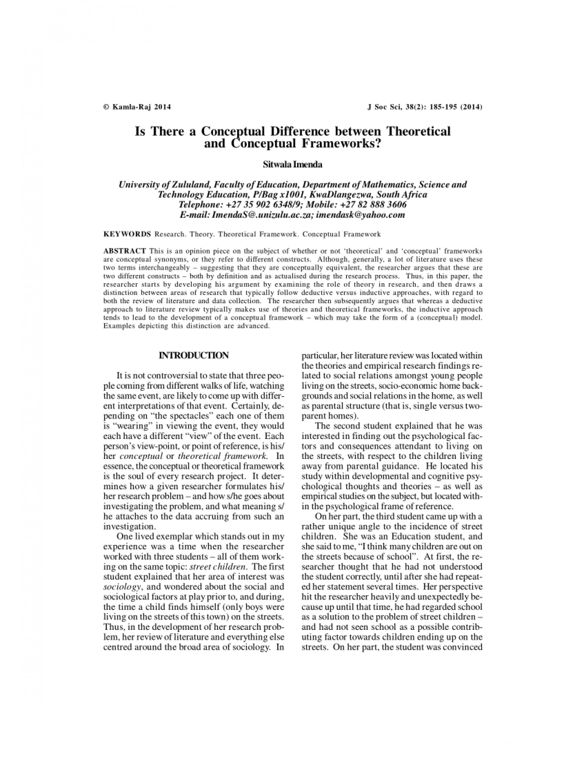 012 Parts Of Research Paper And Its Definition Pdf Staggering A 1920