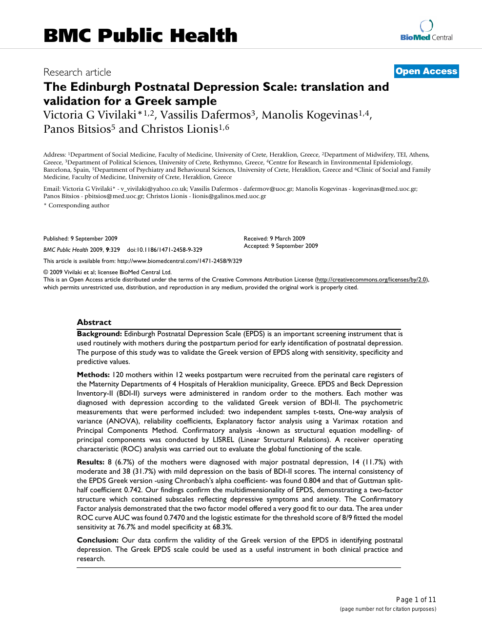 012 Postpartum Depression Research Paper Topics Surprising
