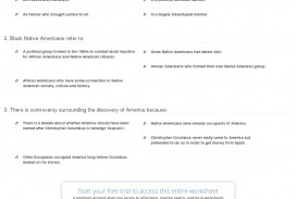 012 Quiz Worksheet Research Paper Topics About Native Americans Controversial Us Excellent History 320