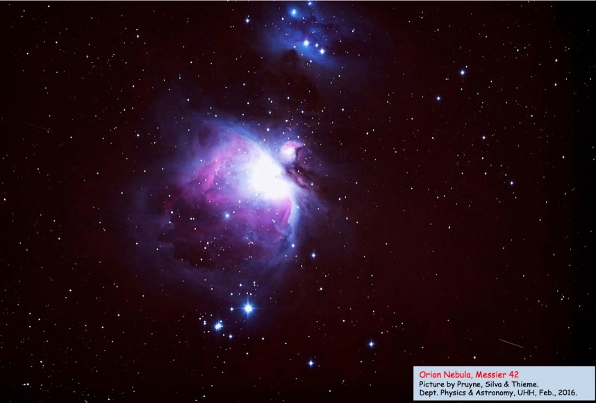 012 Research Paper Astronomy Topics For Orion Incredible Interesting