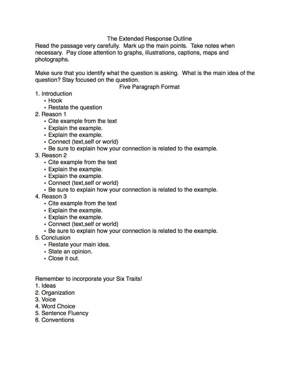 012 Research Paper Biography Outline Sample Response Marvelous Large
