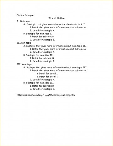 012 Research Paper Death Penalty Outline Template For Dreaded 360