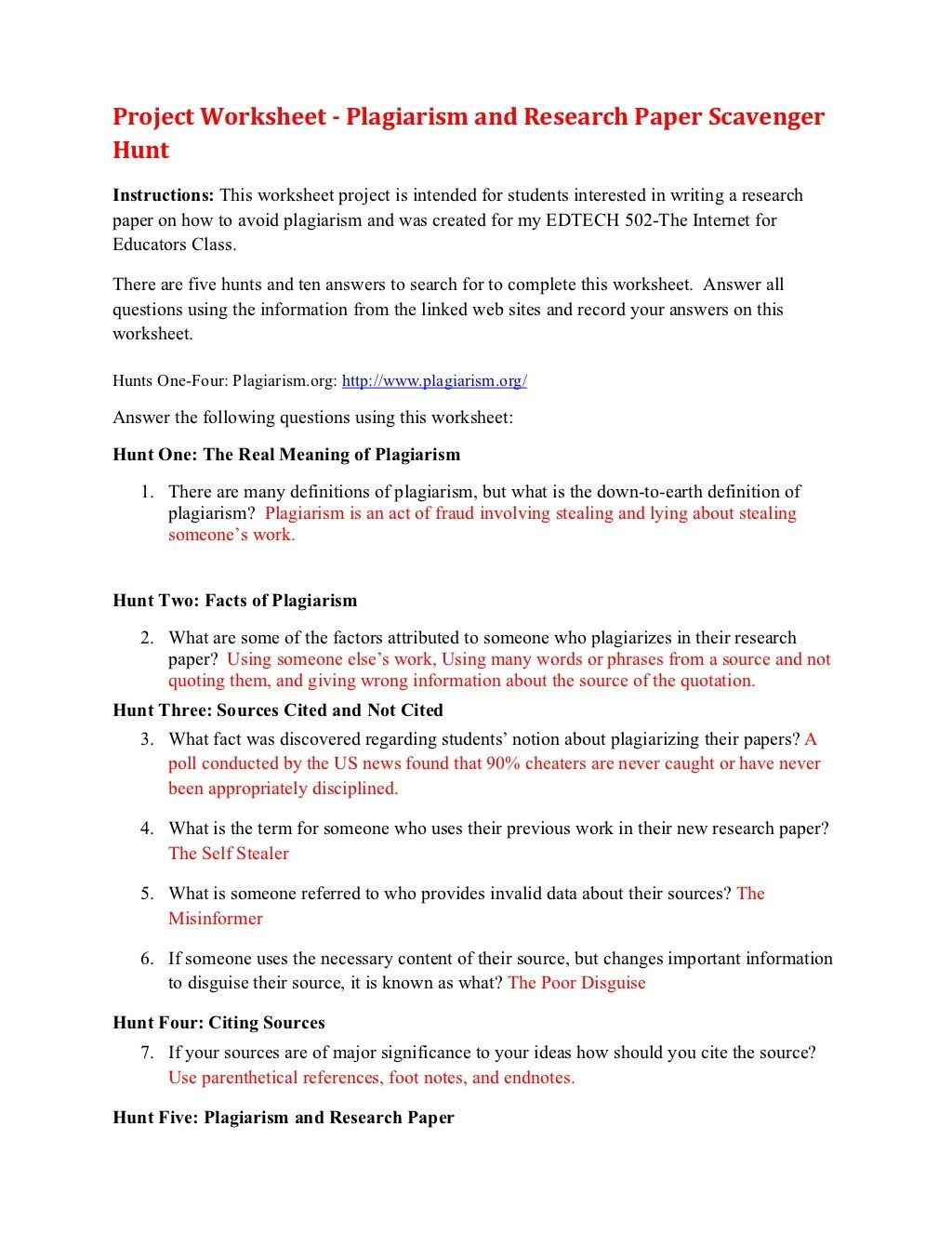 012 Research Paper How To Write References In Excellent Slideshare Large