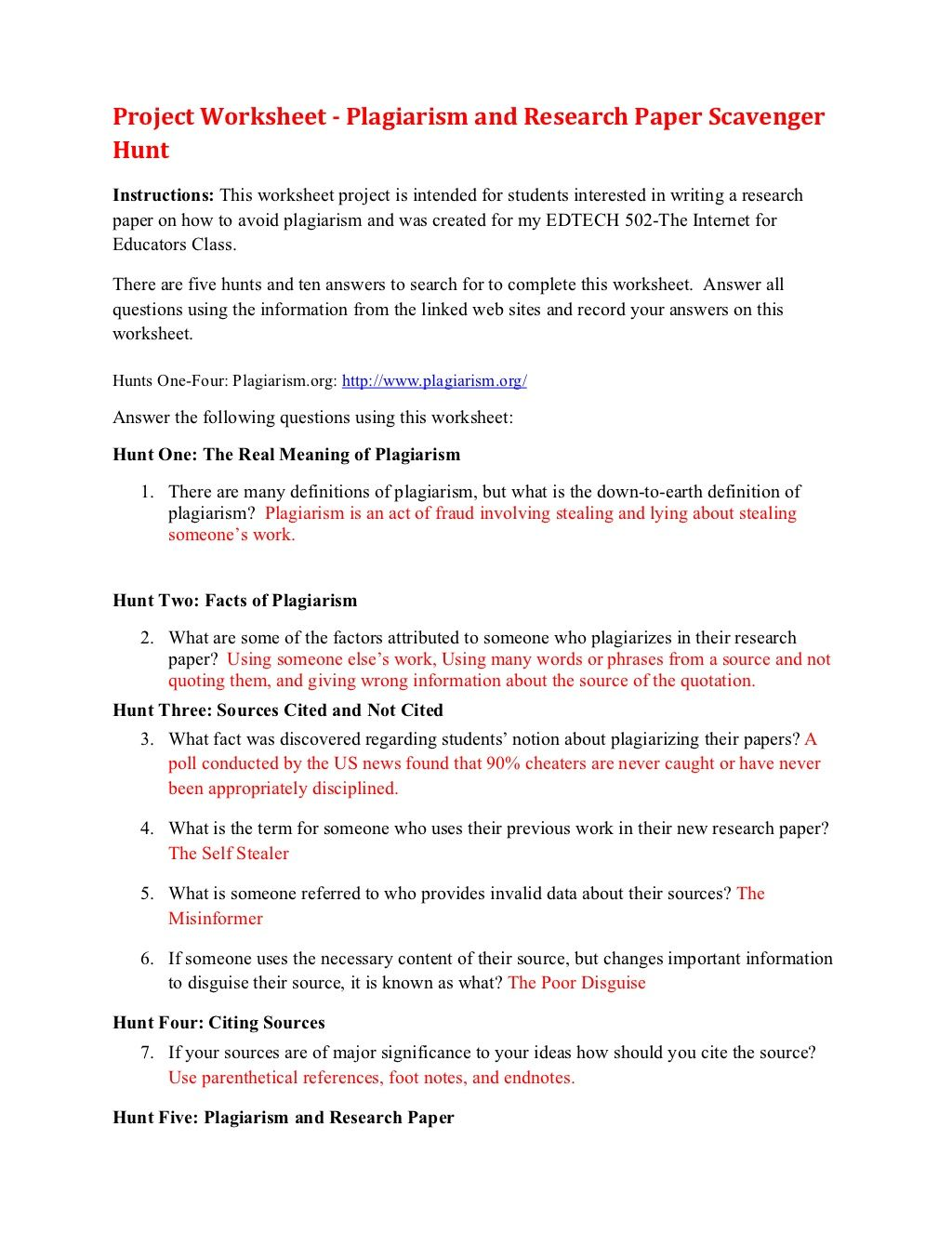 012 Research Paper How To Write References In Excellent Slideshare Full