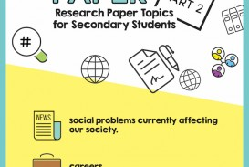 012 Research Paper Infographic2bp22b2 Topics High Incredible School Biology Science Seniors 320