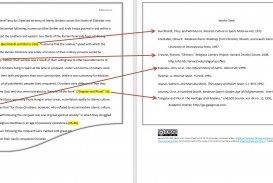 012 Research Paper Mla Works Cited Image How To Cite Book In Rare A Format