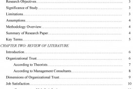 012 Research Paper Page 4 Objective Of The Study Breathtaking Example 320