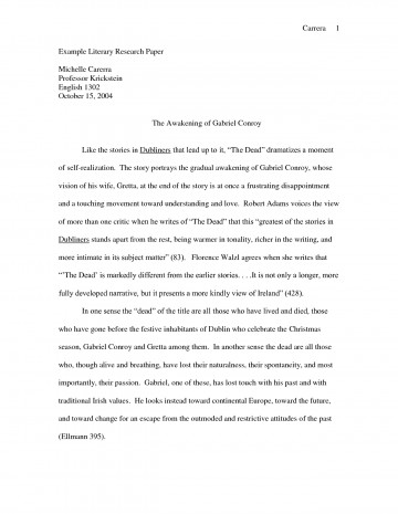 012 Research Paper Papers Example Literary 393045 Awesome Qualitative Examples Title Topics Format 360