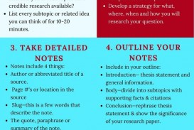 012 Research Paper Tips For Writing Unforgettable Papers Apa