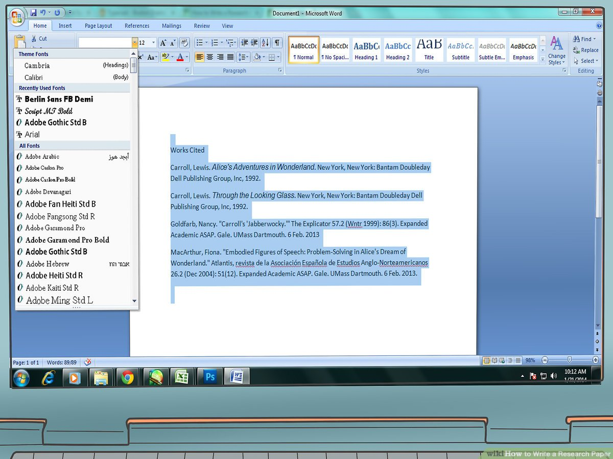 013 Aid9768 V4 1200px Steps Writing Research Best 10 Paper In The Markman Pdf To A Page Full