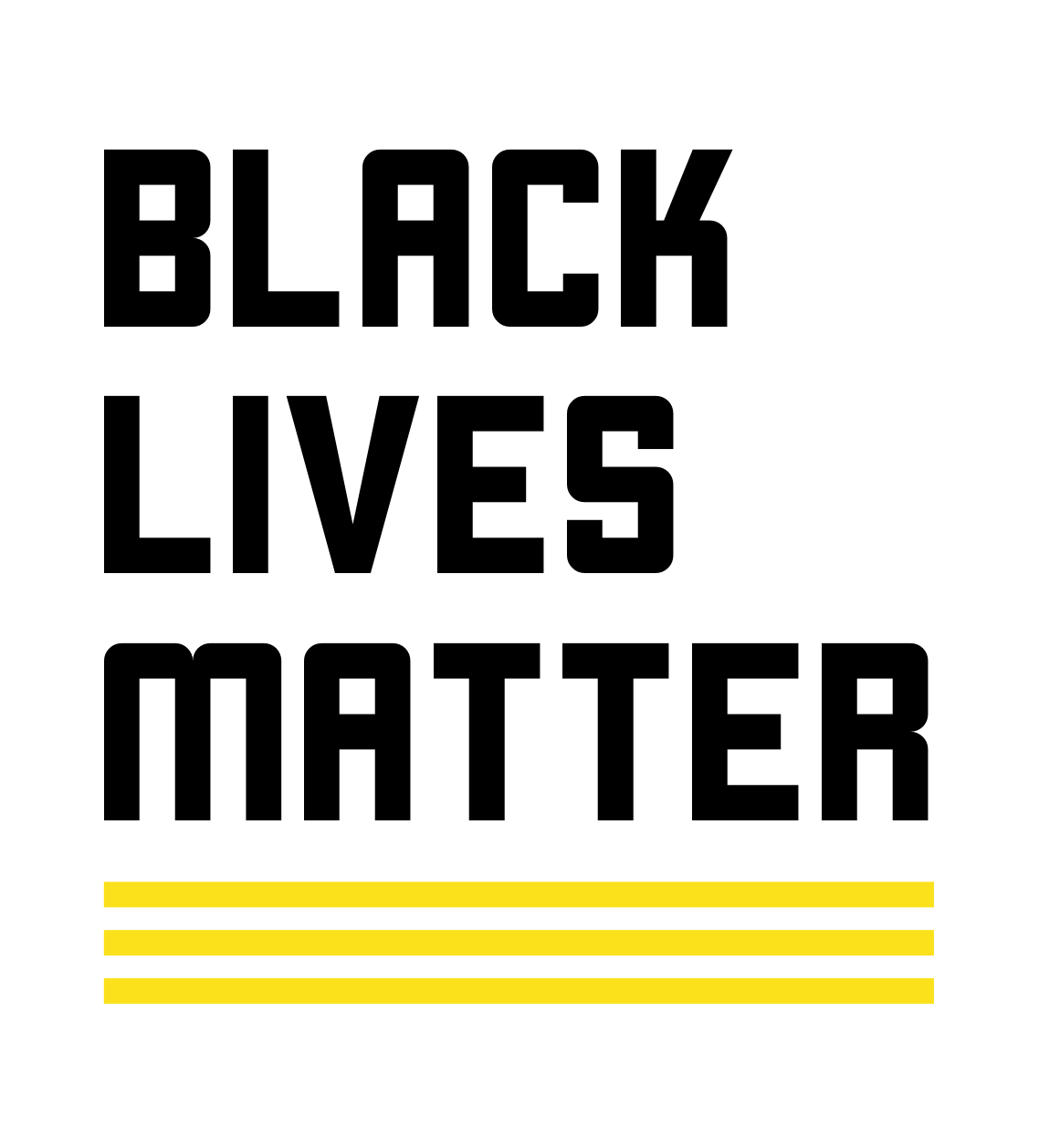 013 Blm Logo Black Lives Matter Research Outstanding Paper Movement Full