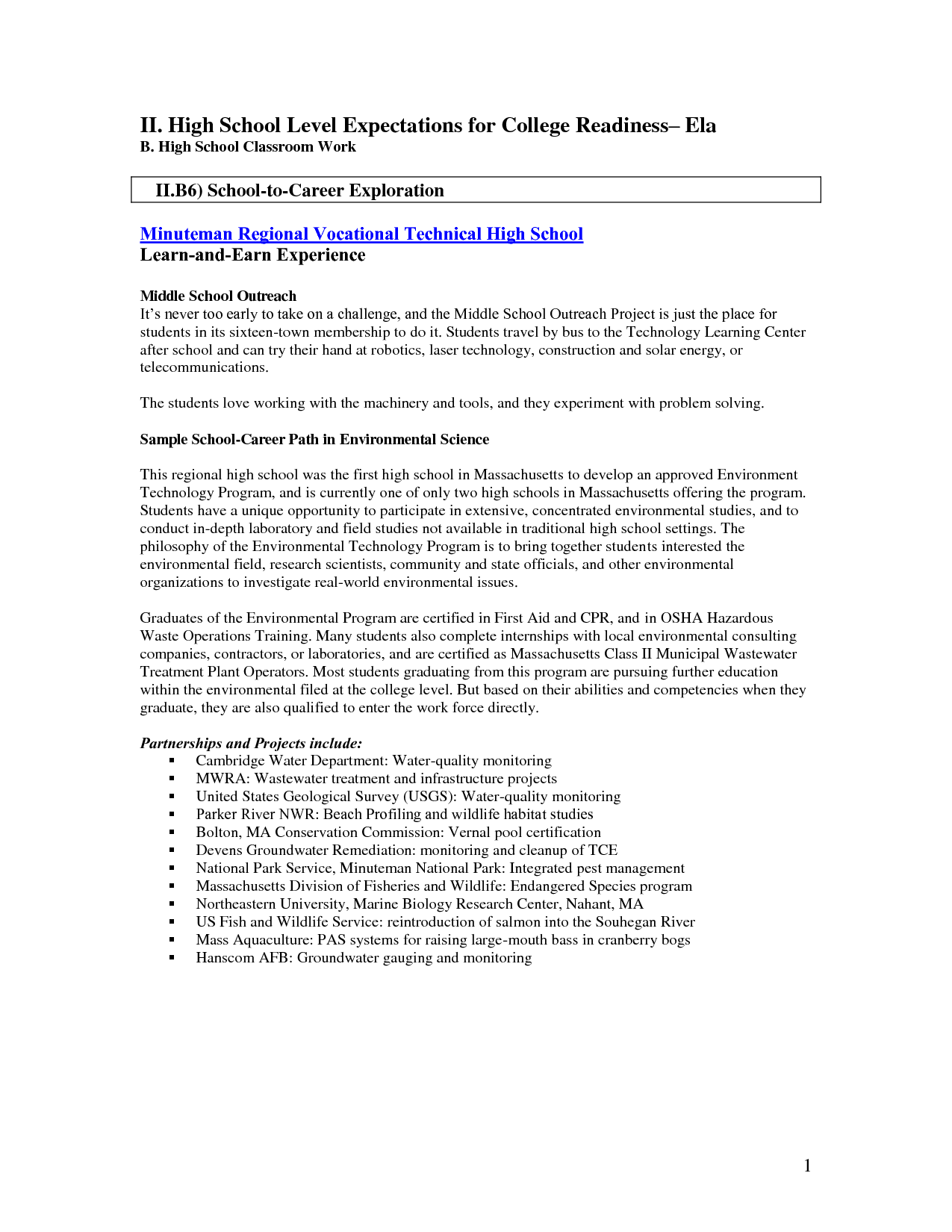 013 Career Research Paper Outline Middle School Template 435477 Dreaded Full