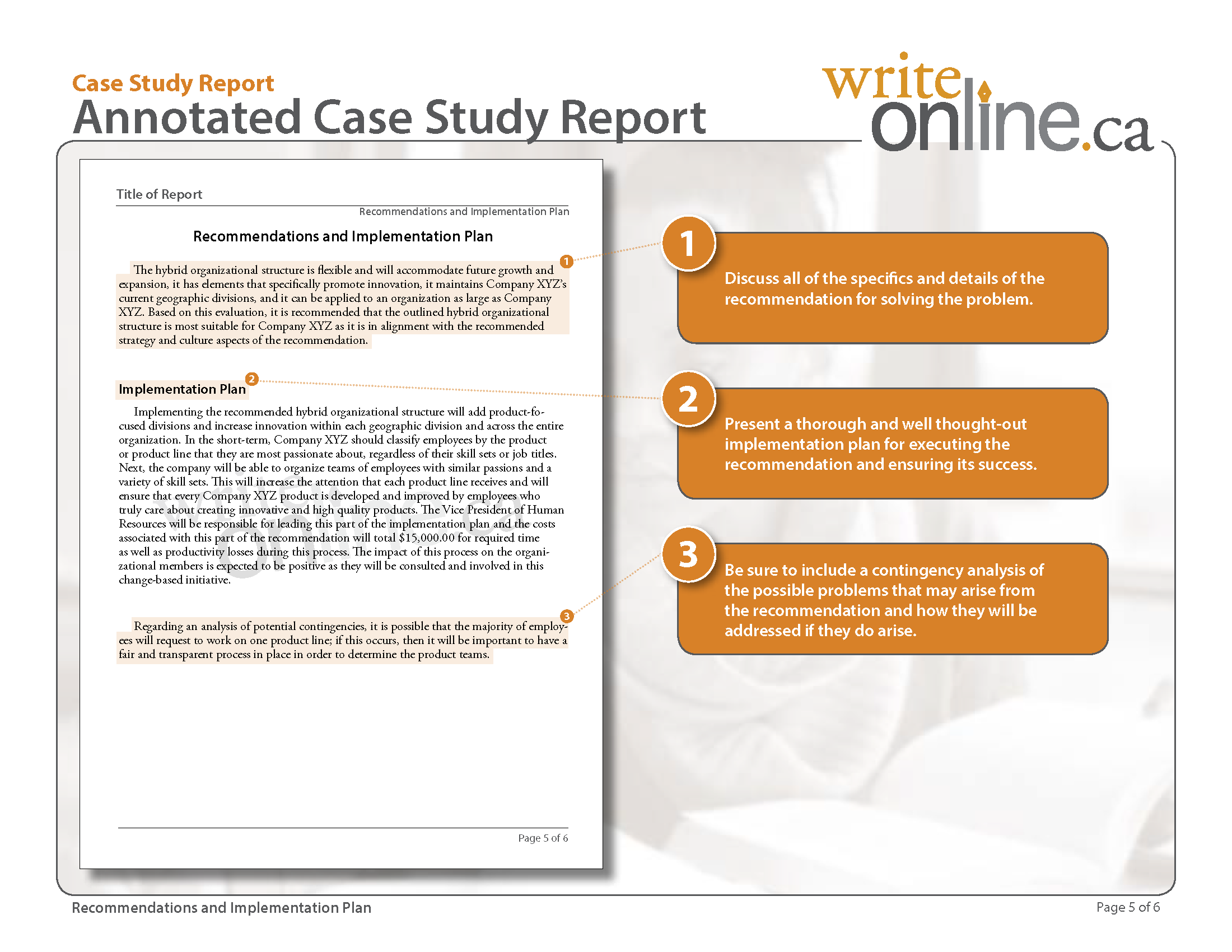 013 Casestudy Annotatedfull Page 5 Research Paper Components Of Fascinating A Apa In Format Full