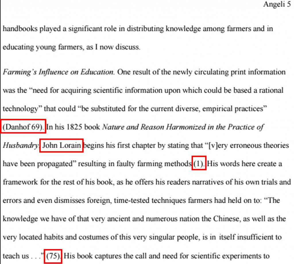 013 Citations In Research Paper Mla Awesome A Citing Sources Citation Example Large