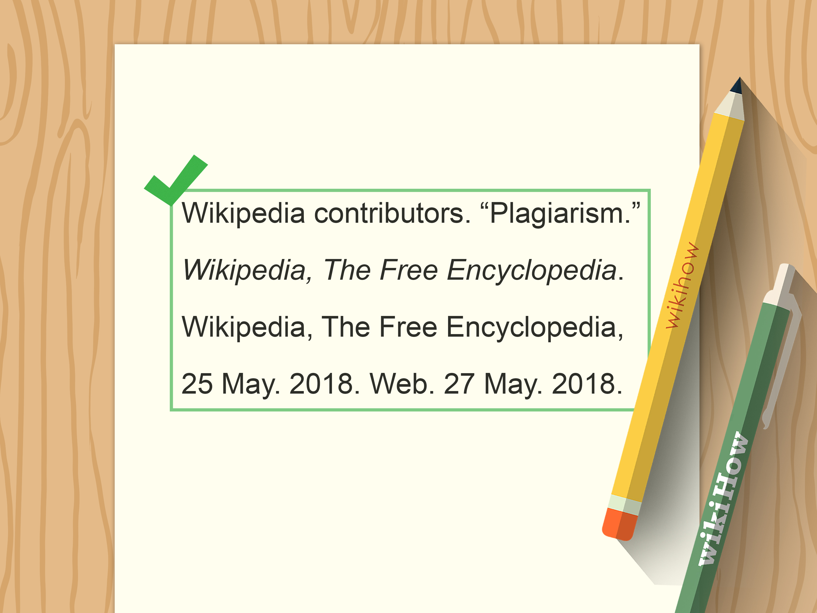 013 Cite Wikipedia Article In Mla Format Step Research Paper Incredible Citing Citation Works Cited Page Example Full