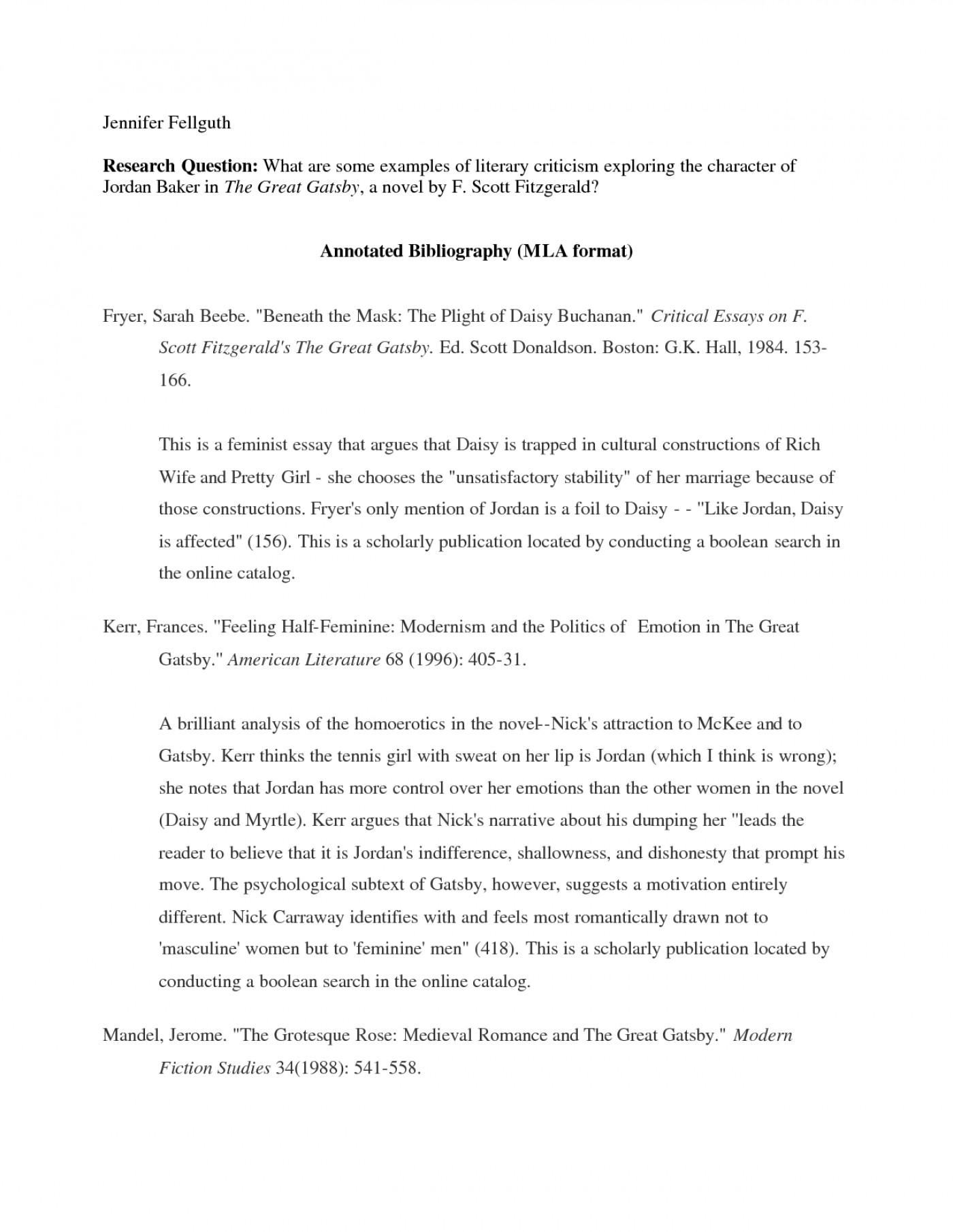013 Examples Of Researchs Mla Singular Research Papers Example Paper Format Cover Page Argumentative Essay In 1400