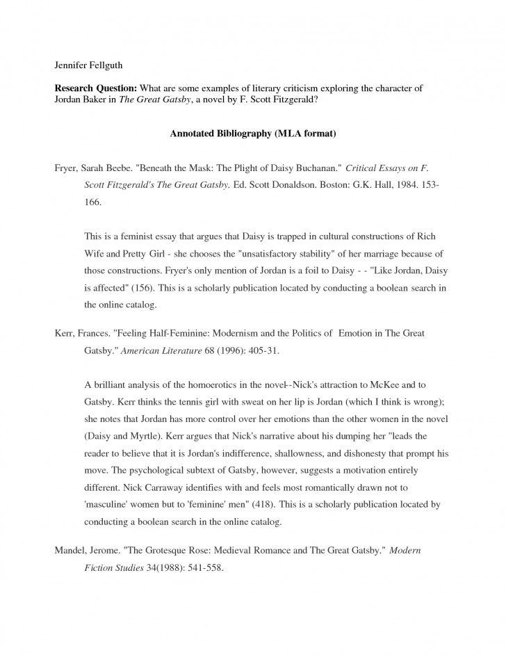013 Examples Of Researchs Mla Singular Research Papers Example Paper Format Cover Page Argumentative Essay In 728