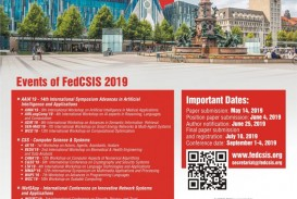 013 Fedcsis2019 Plakat Jpg Research Paper Ieee Papers In Computer Science Phenomenal Pdf