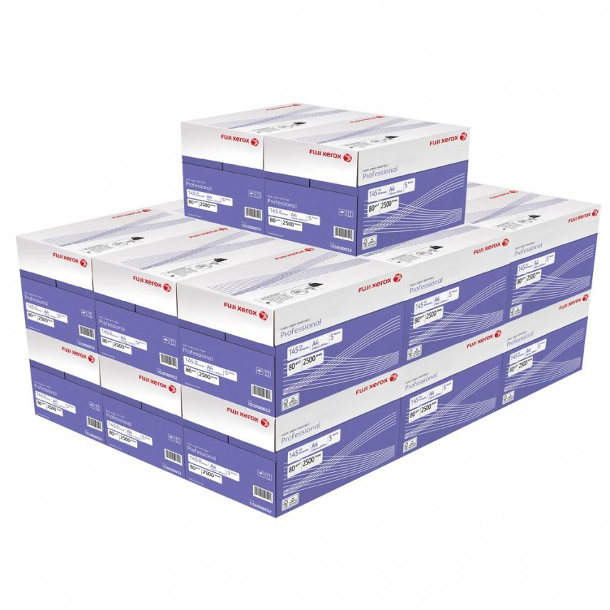 013 Fxprofa4pt Fujixerox Fuji Xerox Professional 80gsm A4 Copy Paper 100 Ream Pallet White Research Buying Papers Remarkable Online Reviews 868