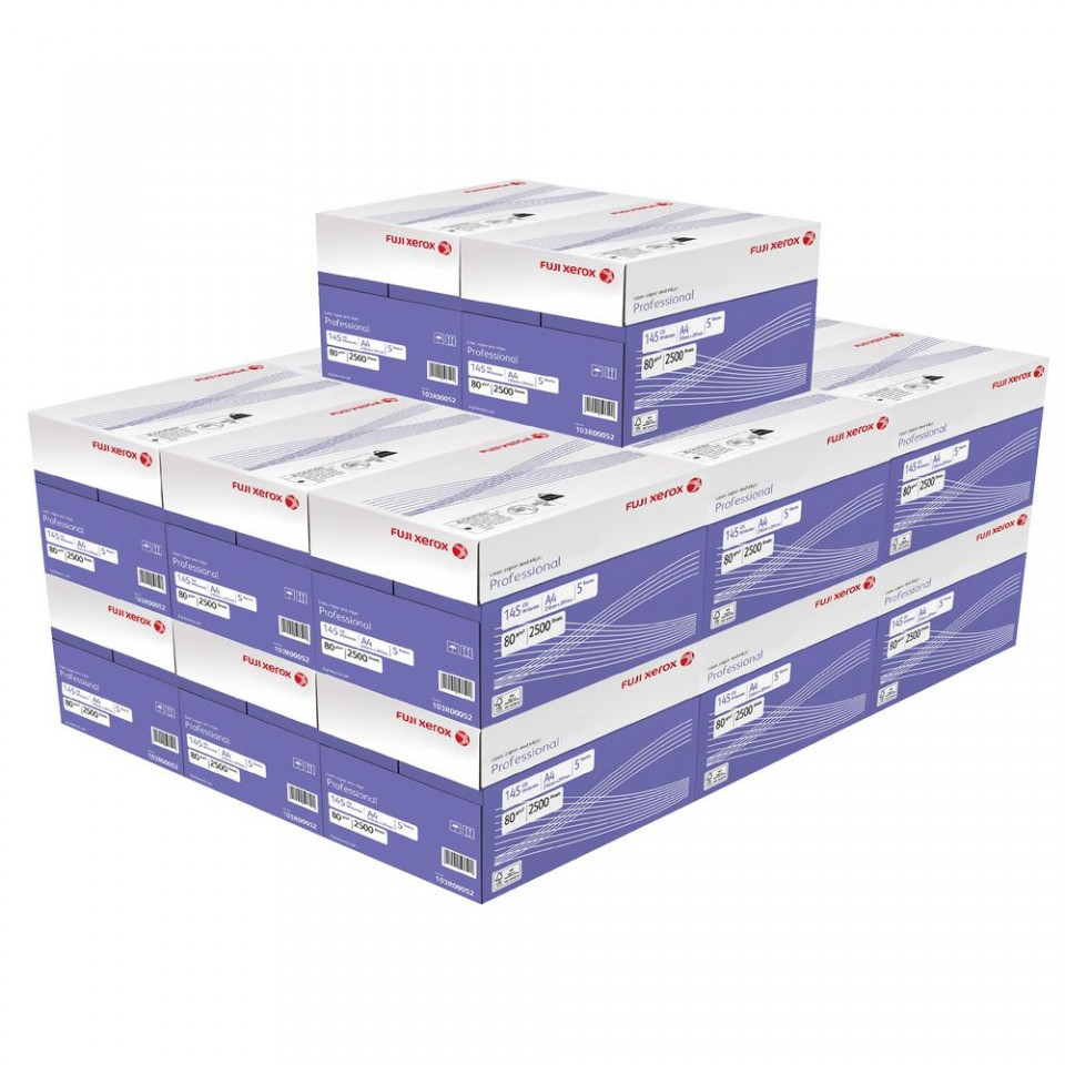 013 Fxprofa4pt Fujixerox Fuji Xerox Professional 80gsm A4 Copy Paper 100 Ream Pallet White Research Buying Papers Remarkable Online Reviews 960