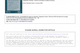 013 Is Cnn Credible Source For Research Paper Staggering A