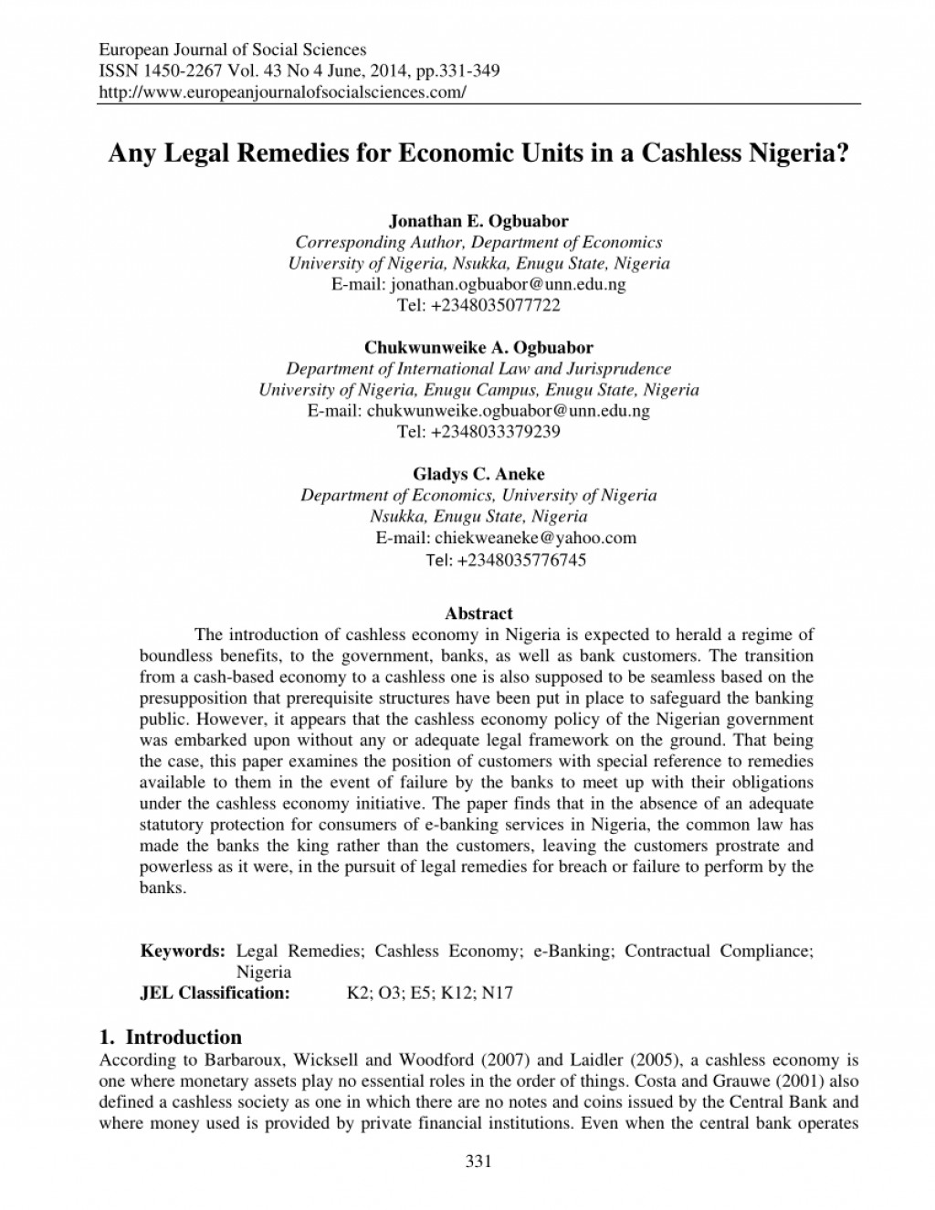 013 Largepreview Cash To Cashless Economy Research Rare Paper Large
