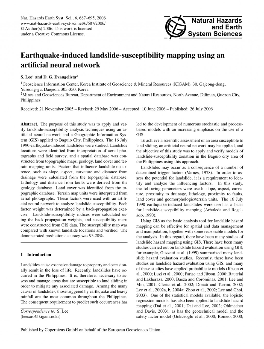 013 Largepreview Earthquake Research Paper Pdf Wondrous Philippines Large