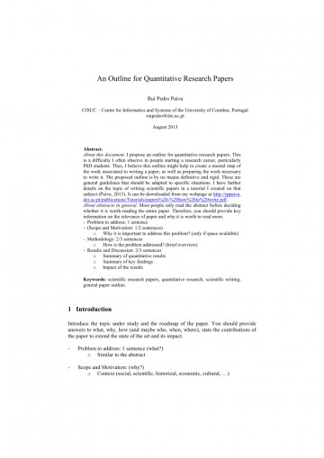 013 Largepreview Outline For Research Phenomenal A Paper Template Mla How To Write An Ppt On Autism 360