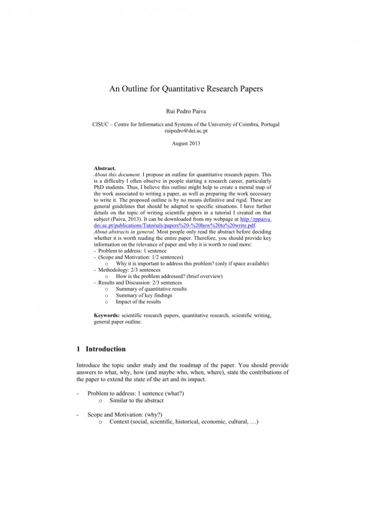 013 Largepreview Outline For Research Phenomenal A Paper Mla How To Make An Pdf Apa Style 728
