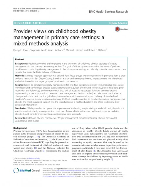 013 Largepreview Primary Research Article On Childhood Obesity Imposing 480